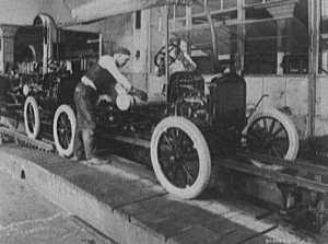 Automobile Assembly - Ford Motor Company